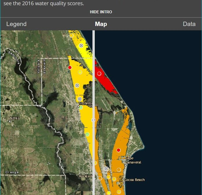 Indian River Lagoon Ecological Health Update